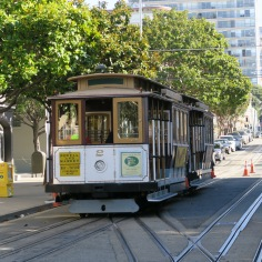 Cable Car, San Francisco