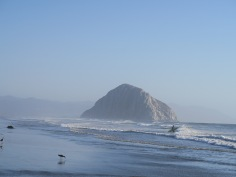 Morro Rock, Californie